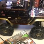 <strong class='magnific-title'>LV Jeep</strong> My wife gets a purse, I get another RC Truck! I pinged this one with her in mind!