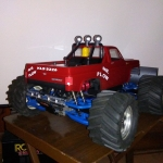<strong class='magnific-title'>Mr. Plow</strong> Red Chevy