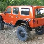 <strong class='magnific-title'>TRX4 JK Wrangler Rubicon</strong> TRX4 JK Wrangler Rubicon with some custom details and 4,19 hyrax tires