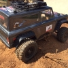 <strong class='magnific-title'>Slash 4x4</strong> Slash 4x4 with prolineracing 1973 ford bronco body,