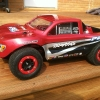 <strong class='magnific-title'>Pro-Line F-150 Race Truck</strong> Slash 4x4 with Pro-Line F-150 race body. Pro-Line 2.8 Trenchers on Desperado wheels and epic beadlock wheels with caliber tires.