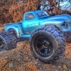 <strong class='magnific-title'>Helion Invictus</strong> My Helion Invictus has Pro-Line's 1950 Chevy body and Trencher tires. Pro-Line, you rock!