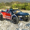 <strong class='magnific-title'>Slash</strong> Traxxas Slash. 2WD. Pro-Line ford Raptor body. Renegade wheels and Trencher tires , Powerstrokes on rear and PL light bar
