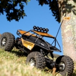 <strong class='magnific-title'>AX10 King of the Hammers</strong> Axial AX10 Pro-Line Tuber Bolt on Cage System.