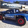 <strong class='magnific-title'>Black Label SC10</strong> This is my 2wd Mod SC10.  It has Pro-Line Suburbs with the Pro-Line Bead lock wheels.  Pro-Line Big Bore Shocks. Pro-Line Flo-Tek body.  I also use Pro-Line Caliber, Hole Shot, Bowtie, Bow-Fighter and Trencher Tires.  This photo was taken right before the first heat race for this body at New Red Hobbies.