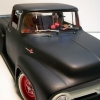 <strong class='magnific-title'>SBG Shop Truck</strong> 56 Ford F100 Detailed like a nostalgic street rod, full interior with driver/navigator, custom wheels and drift tires.