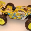 <strong class='magnific-title'>HongNor X2 CRT</strong> Here is my X2 with Pro-Line HD Wing and Upgrade-RC Decal, Pro-Line BullDog for HB D8T and Bow-Tie LPR Tires of VTR Wheels.