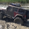<strong class='magnific-title'>Duke</strong> It's a Axial SCX10 based scaler with several upgrades. All covered under a Pro-Line Racing Jeep Wrangler 4-door body with light kit, roof rack and backup tire.