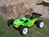 <strong class='magnific-title'>Losi 8ight t 2.0</strong> Team Losi 8ight t 2.0 with Pro-Line Bulldog body, Pro-Line Wing, Pro-Line Caliber tires on Pro-Line wheels rims. This truggy is a blast to drive and the Pro-Line products are top notch. Steven