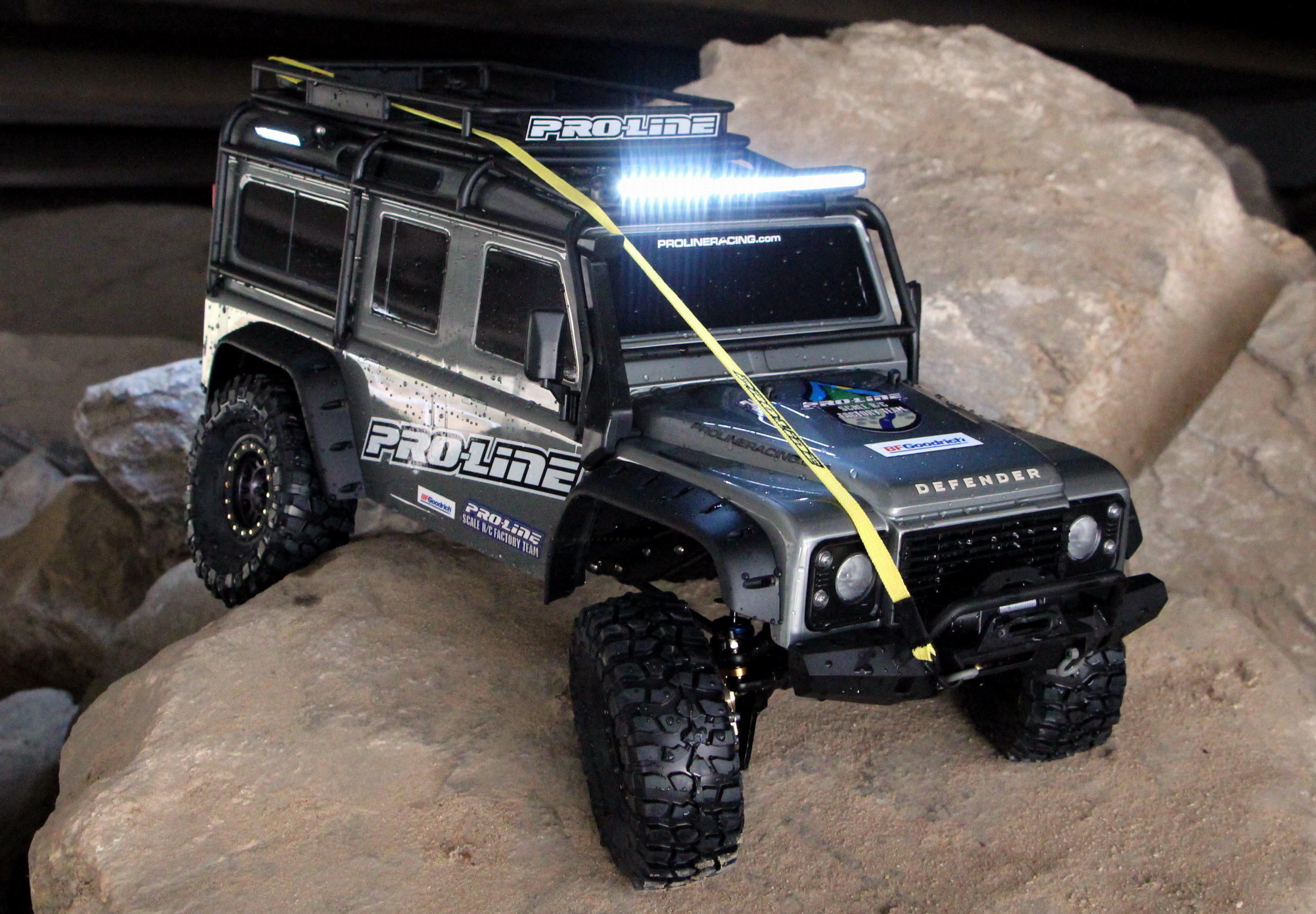 Pro Line Project Garage Scalin Up The Traxxas Trx 4