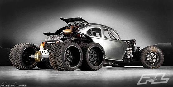danny huynhs latest creation featuring pro  vw baja bug body pro  factory team