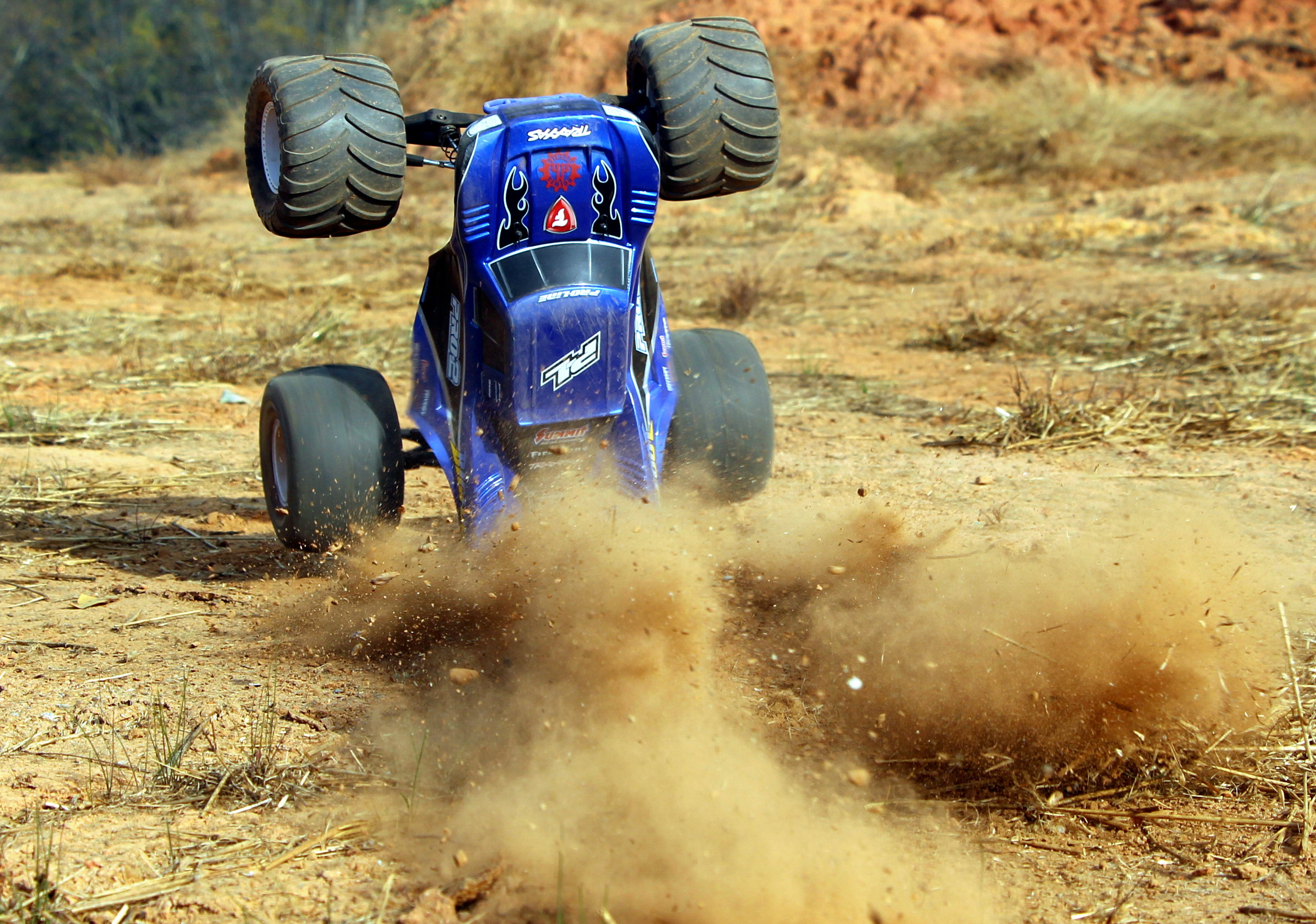 Pro-Line Project Garage: Traxxas Bigfoot Stampede Goes