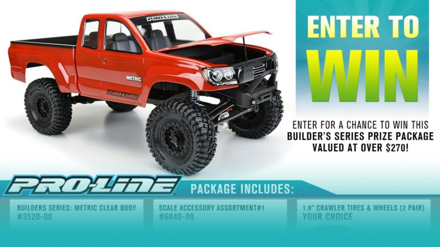 Sweepstakes | Pro-Line Factory Team