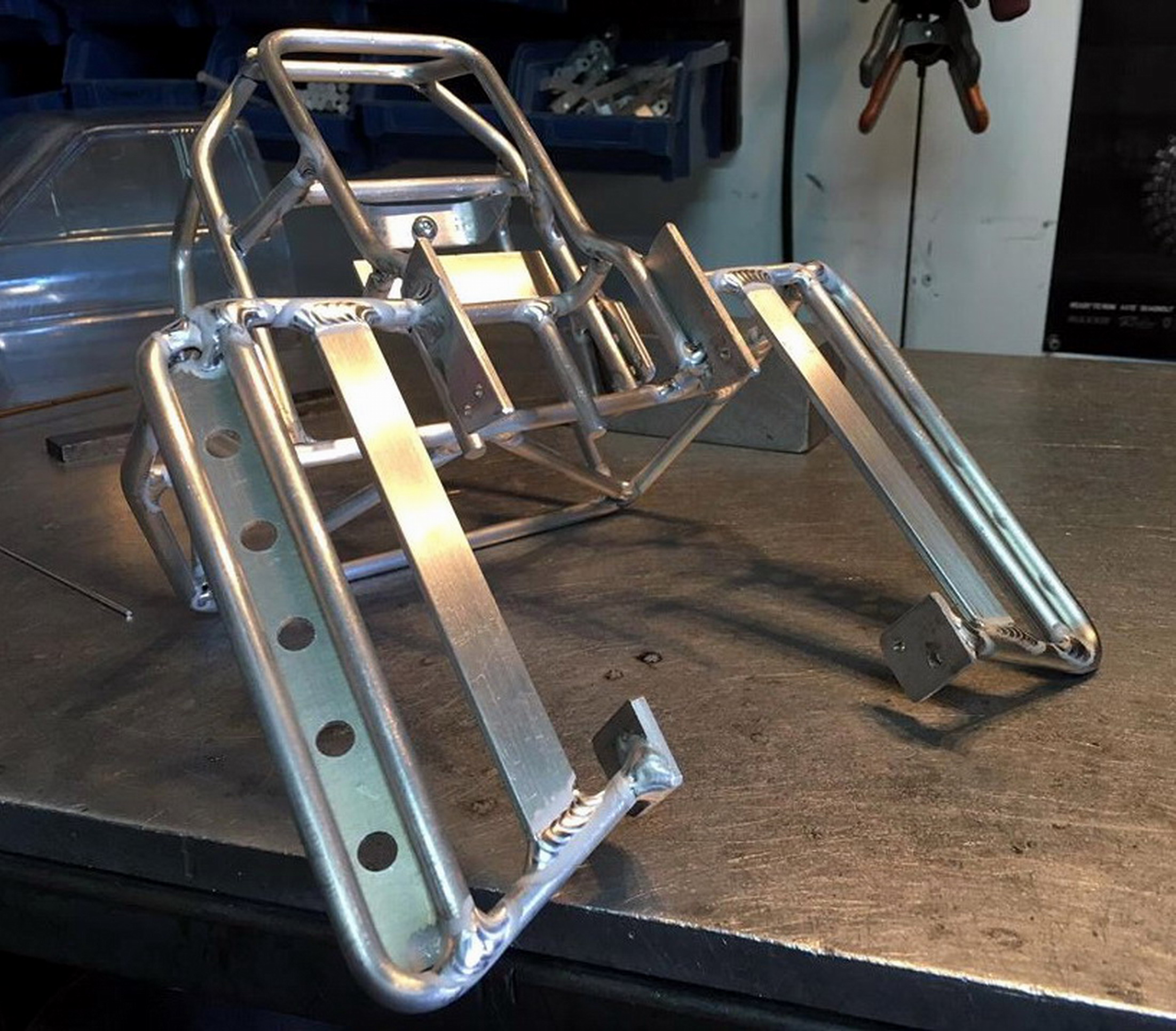 Reaching New Heights with Pro-Line\'s Toyota SR5 Custom Truggy ...