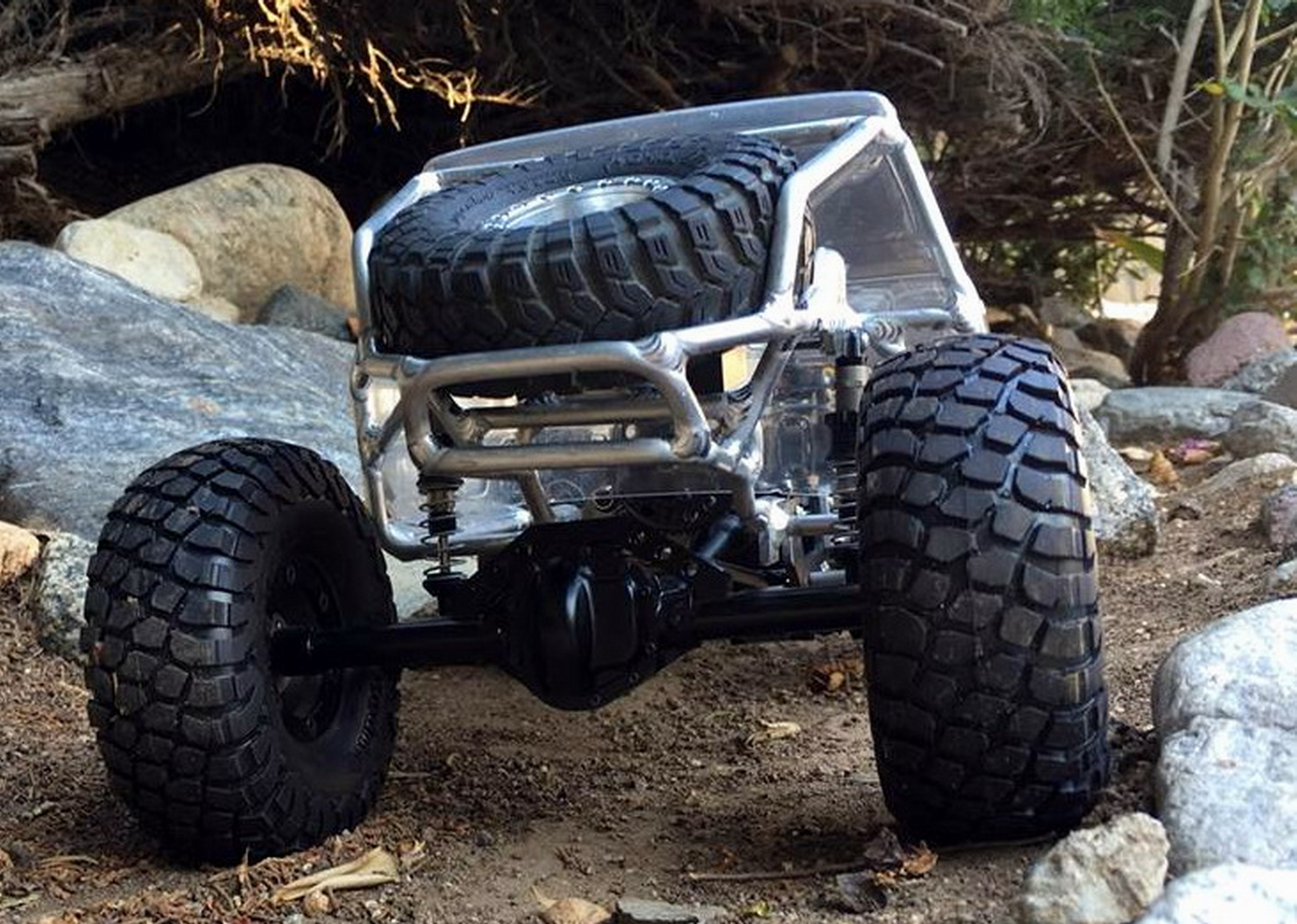 Reaching New Heights with Pro-Line's Toyota SR5 Custom