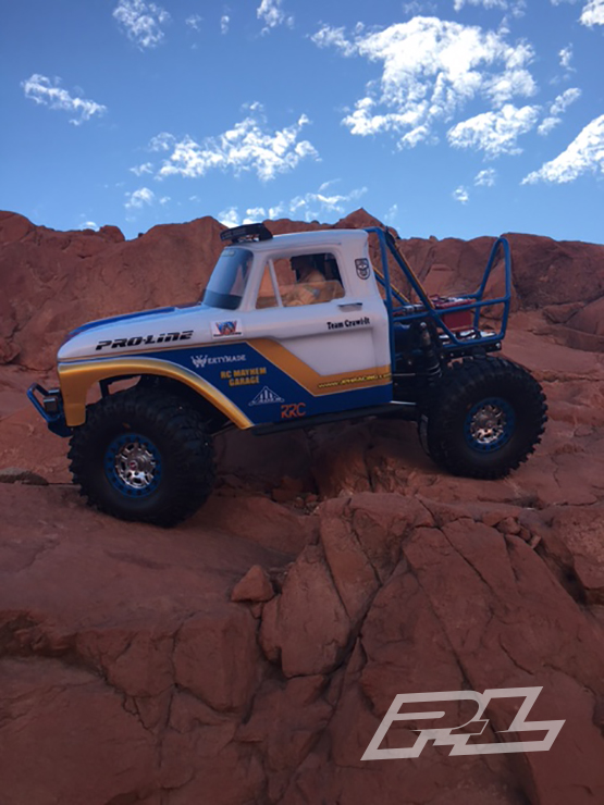 Barrett Brothers RECON G6 Charity Build for 4 Wheel to ...