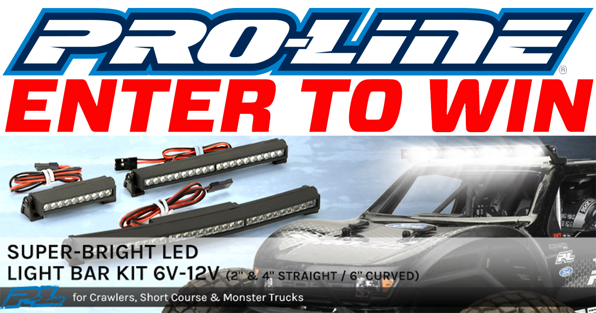 Pro line sweepstakes enter to win a pro line super bright led light pro line sweepstakes enter to win a pro line super bright led light bar kit aloadofball Choice Image