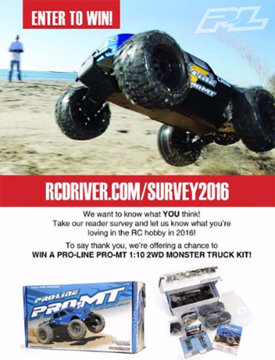 RCDriverSurvery